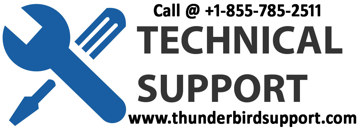 Thunderbird Technical support
